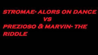 Alors on Dance vs The Riddle