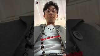 2017/8/18 小樂吳思賢IG限時《帥帥的自己👉大大的眼睛》
