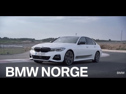The all new BMW 3 Series  BMW M Performance Parts G20, 2018