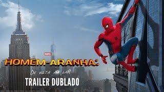Homem-Aranha: De Volta ao Lar   Trailer 2 Dublado   6 de julho nos cinemas