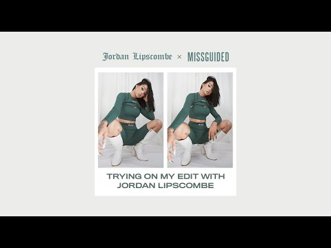 missguided.co.uk & Missguided Voucher Code video: Try on haul | Jordan Lipscombe x Missguided – The classics edit
