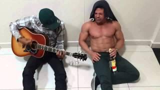 Eduardo Costa & leo  Bebendo e Cantando!!
