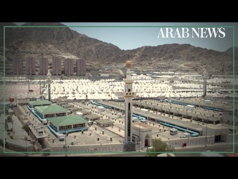 Holy sites of Makkah ready to welcome pilgrims for the Hajj