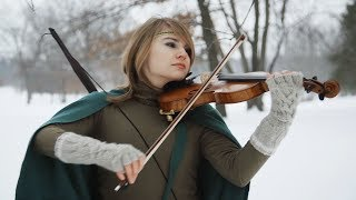 The Banner Saga Medley feat. Malukah (Violin and Vocal Cover) - Taylor Davis