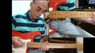 Aubrey  (Roberto - BobMix2) - Jan 2013 - Guitar Instrumental Bread Cover