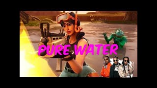 Pure Water by Migos and Mustard [Fortnite Montage]