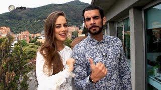 Actores de 'Tarde lo conocí' se miden a ver quién tararea mejor clásicos del vallenato