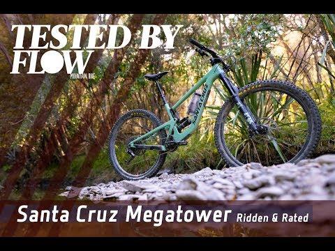 New Santa Cruz Megatower - Ridden & Rated