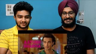 Loveratri REACTION | Salman Khan | Aayush Sharma | Warina Hussain | Abhiraj Minawala | 5th October width=