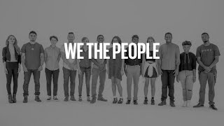 """""""We the People"""" feat. GET LIT"""
