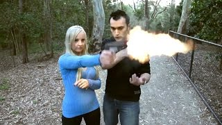 Realistic Looking Gun Fire  |  Muzzle Flash VFX  | After Effects | FilmFaculty
