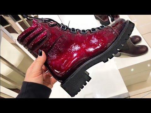 Шопинг Обувь Самая модная осень Högl Uterqüe Geox Что модно Осенне-зимние тренды обуви Где купить