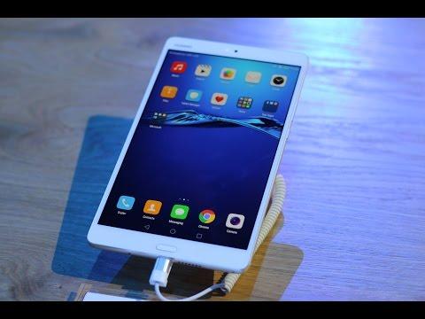 Huawei MediaPad M3 - hands-on si primele impresii