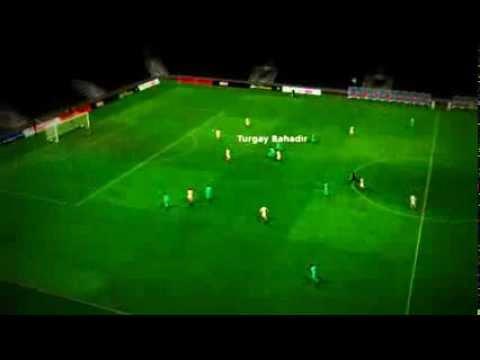 fm 2012 Bursaspor vs Adanaspor - Turgay Bahadir Goal 27 minutes