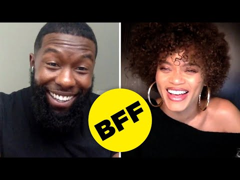 Andra Day And Trevante Rhodes Take The Co-Star Test
