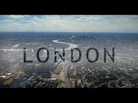 London på ett minutt – en dynamisk metropol med gammeldags sjarm