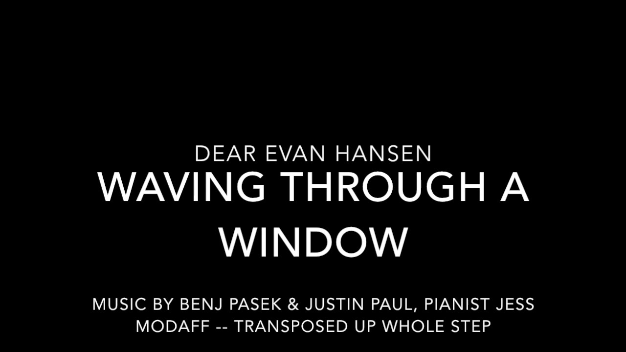 Dear Evan Hansen In Washington Dc December