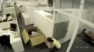 Câmeras de segurança flagram boas ações (legendado)