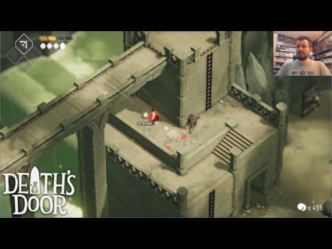 DEATH´S DOOR (PC / Xbox Series S X) - Gameplay en Español - PRIMER CONTACTO