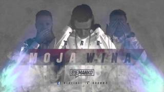B.R.O - Moja Wina (prod. B.R.O) [Official Audio] | CZŁOWIEK PROGRESS MIXTAPE