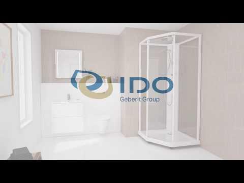 IDO Showerama 10-5 -asennus