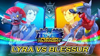 Weavile de Lyra vs. Garchomp de Blessur [POKKEN TOURNAMENT - Torneo Exclusivo]