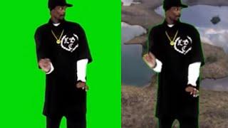 Como Poner Videos de Fondo Verde en Un Video Normal (Como hacer un MLG)