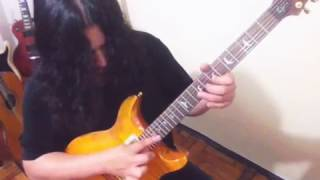 Firehouse - I live my life for you (Guitar solo)#CrisOliveira