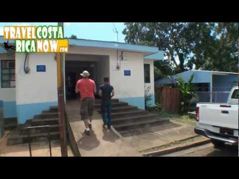 Costa Rica Nicaragua Border Crossing UPDATED '12