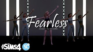 The Sims 4 Music Video - Fearless | Gromee ft. May Britt Scheffer