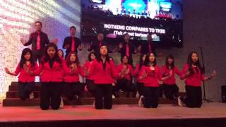 Choir NDC NCH2 - What a beautiful name (Hillsong Worship)
