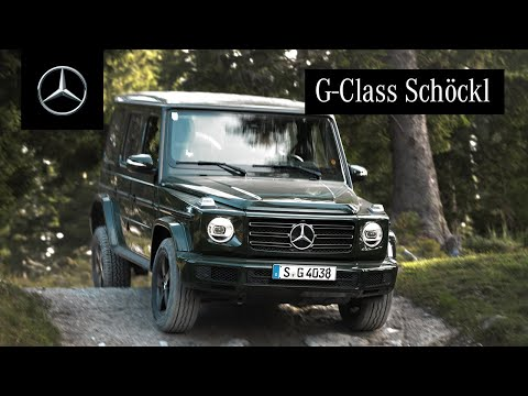 The G-Class: Made to Last