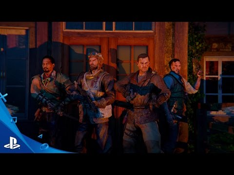 Call of Duty: Black Ops III ? Revelations Prologue Trailer | PS4
