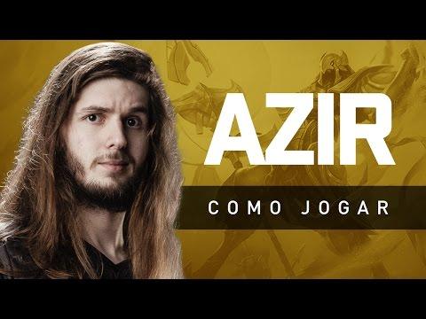 COMO JOGAR DE AZIR
