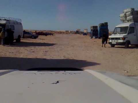 No mans land Mauritania to Western Sahara – Part 3