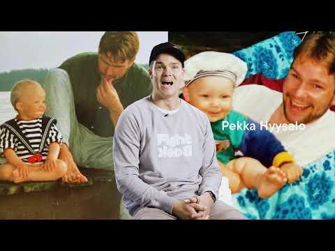 Ifolor isänpäivä – Pekka Hyysalo