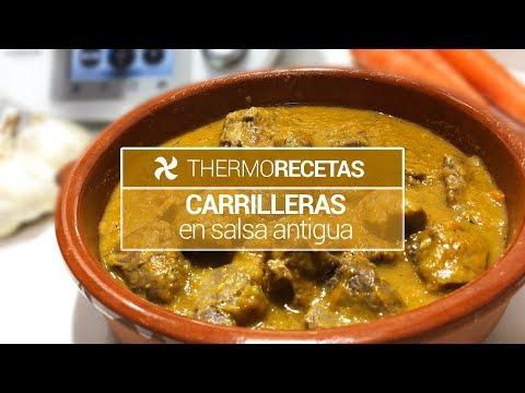Carrilleras en Salsa Antigua