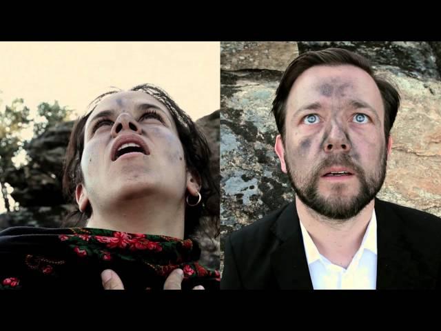 """Vídeo de la canción """"Cuando el aire resuena"""" de Alberto Montero."""