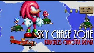Sonic 2 - Sky Chase Zone (Knuckles Chaotix Remix)