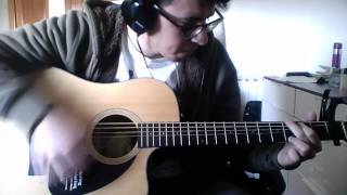 Drown - Front porch step (Guitar cover)