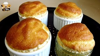 2 INGREDIENT HONEY SOUFFLE