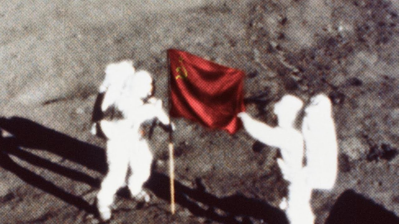 The Secret Failed Soviet Moon Landing