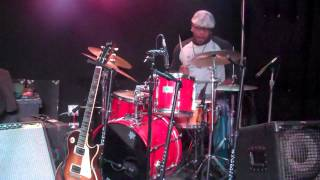 Drum Solo: Rodd Bland VS Cedric Burnside