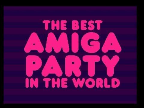 Zymosis - Goa Gubbar - Datastorm 2018 Invitation - Amiga invite (50 FPS)