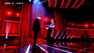 Anthony Jasmin - Happy @ X Factor DK 2014 Liveshow 3