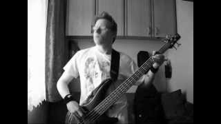 Limp Bizkit - Eat You Alive (Bass Cover)