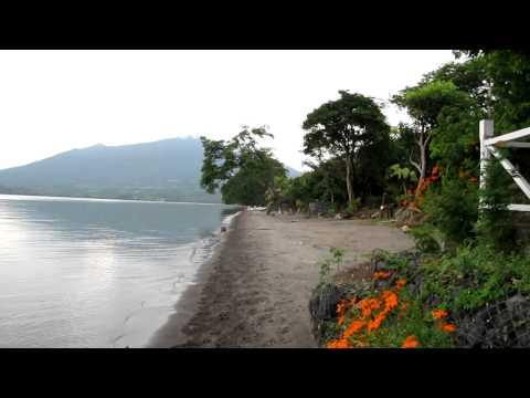 Lake Nicaragua  via Ometepe, Nicaragua