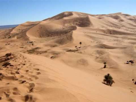 モロッコサハラ砂漠[1]
