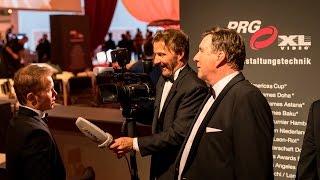 """Wie PRG XL Video beim """"Ball des Sports"""" zu technischer Höchstleistung aufläuft"""