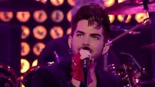 Queen + Adam Lambert - I Want To Break Free - New Years Eve London 2014